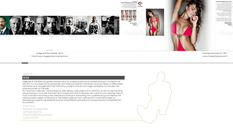 Diexel / website / 2012