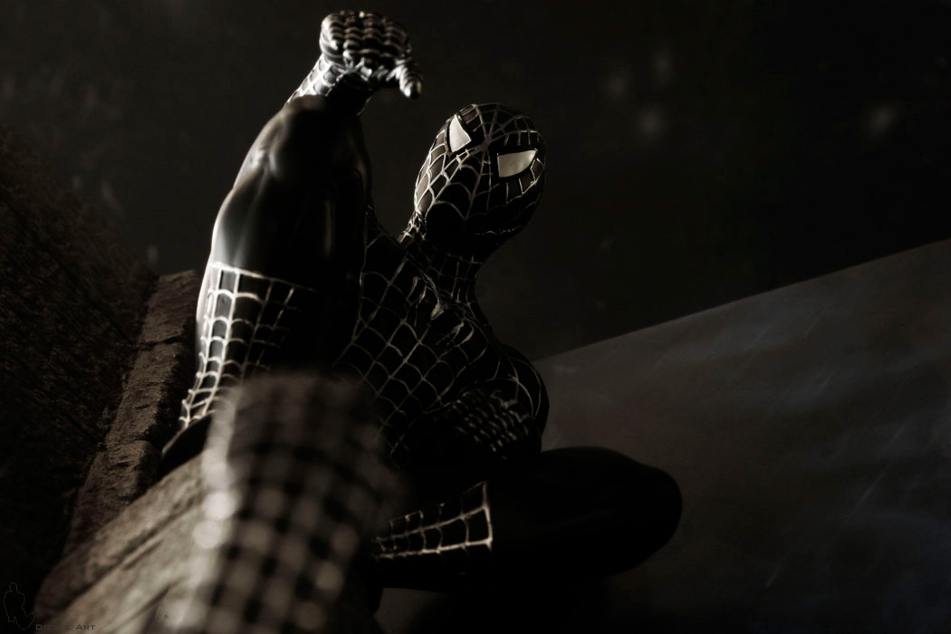 Spiderman, the real (BAD) one…