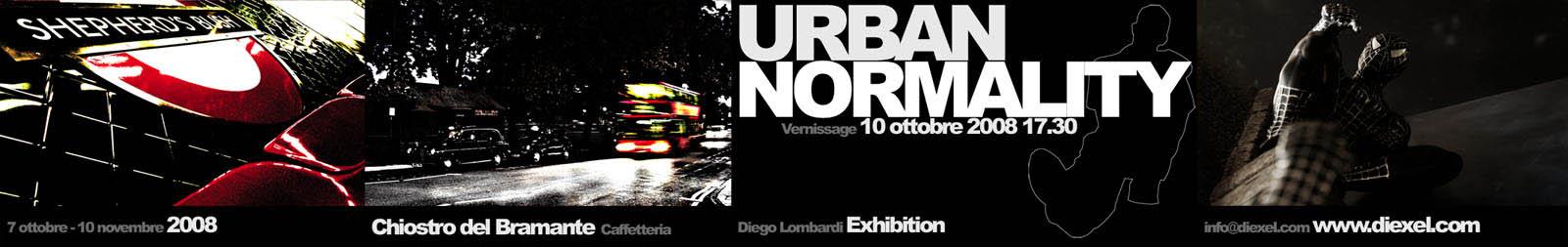 Chiostro del Bramante, Roma / Urban Normality / bookmark / 2008