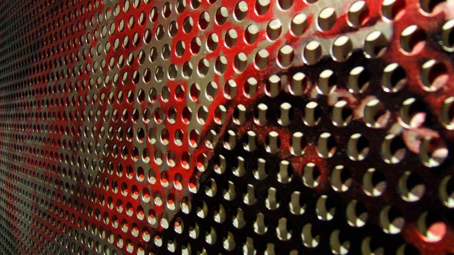 Urban Normality / 2008 / Chiostro del Bramante, Roma / Coca Cola detail