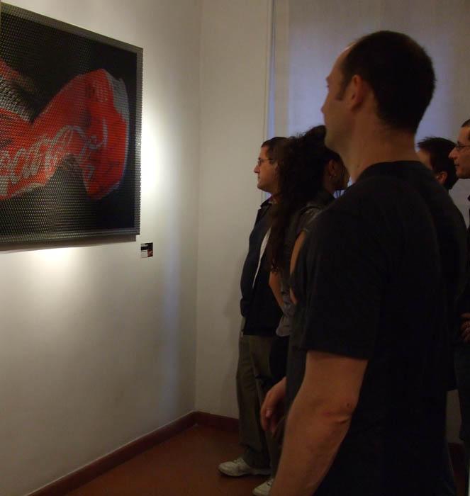 Chiostro del Bramante, Roma / Urban Normality / people / 2008