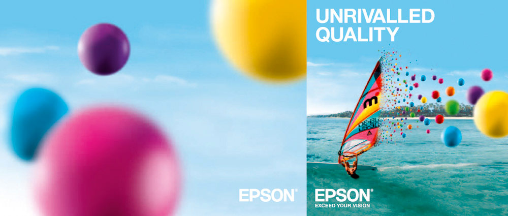 Epson / ink campaign / 2012 / 02