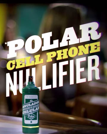 The Cell Phone Nullifier