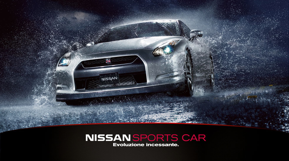 Nissan Italia / sports car / Advisa Partners / 02