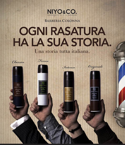 Niyo&Co. / Barberia Colonna