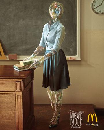 McDonald's: morning mood