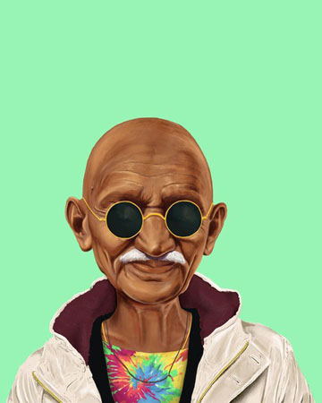news_diexel_hipster_leaders_gandhi