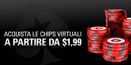 PokerStars / Buy Virtual Chips