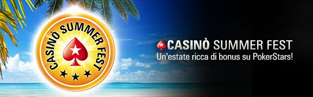 PokerStars / Summer Fest