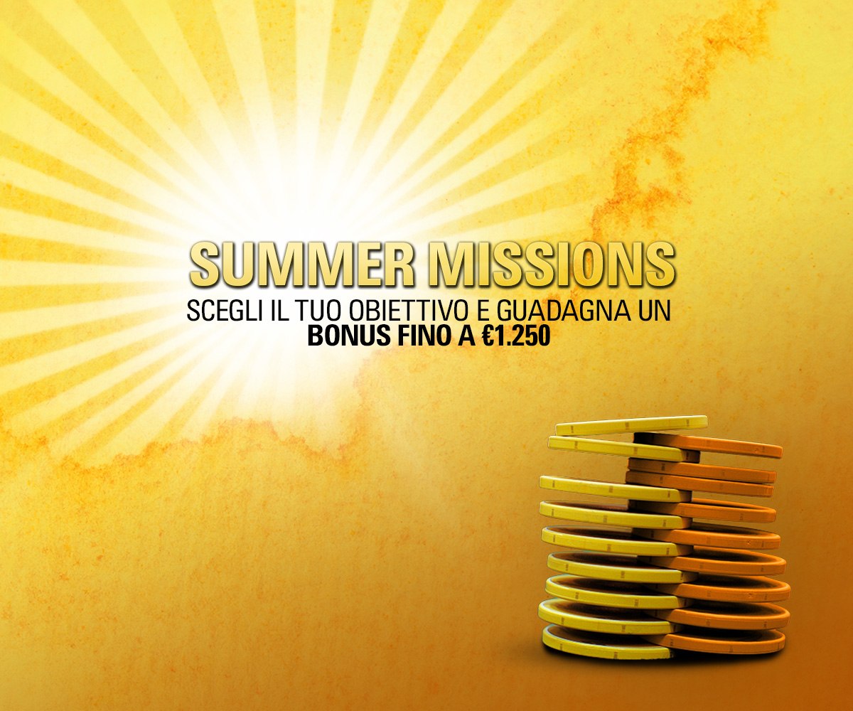 PokerStars / Summer Missions