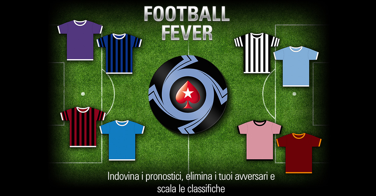 PokerStars / Football Fever