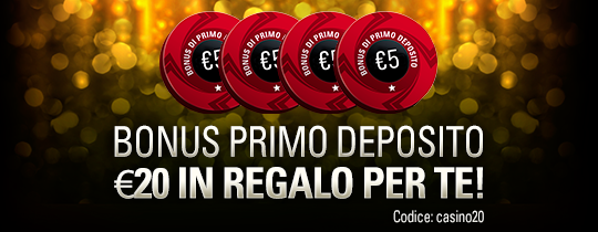 PokerStars / Casino Launch Offer