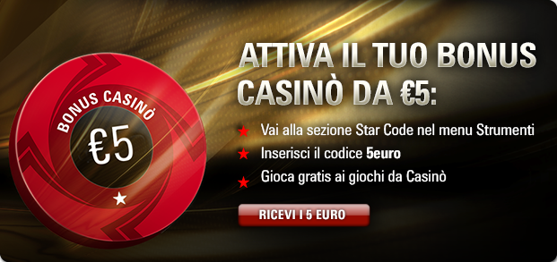 PokerStars / Activate Your Bonus
