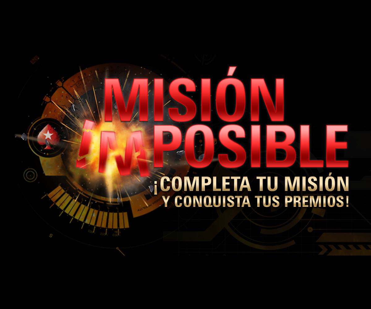 Pokerstars / Misión Posible Promotion